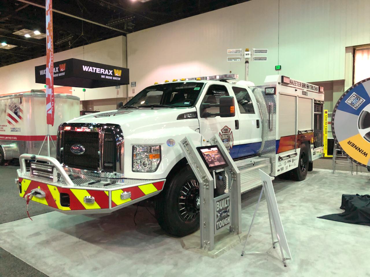 Skeeter Brush Truck 2