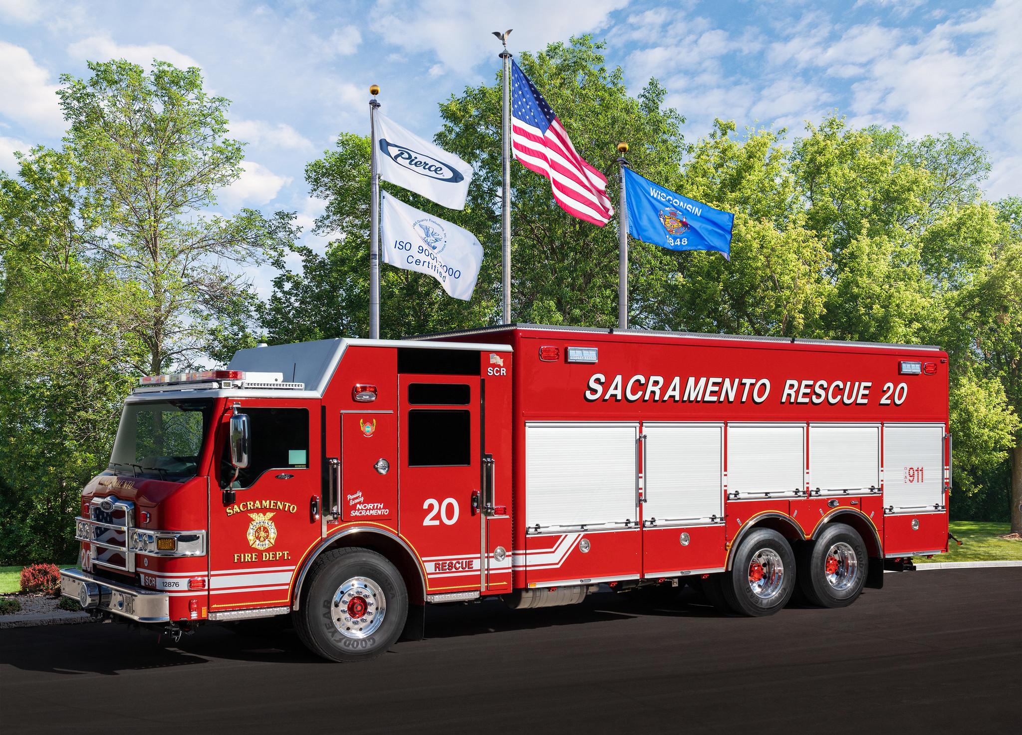 Sacramento FD