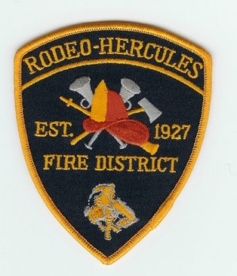 Rodeo Hercules Fire District  – 35283-1