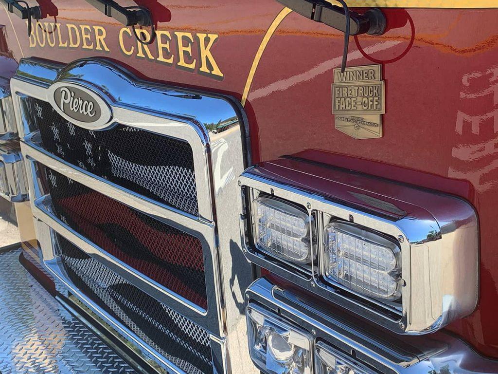 Boulder Creek - FTFO winner 2021