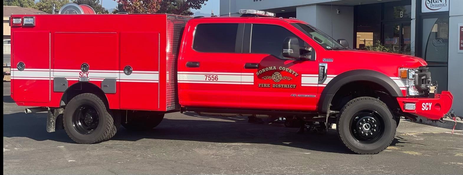 Sonoma County F.D.